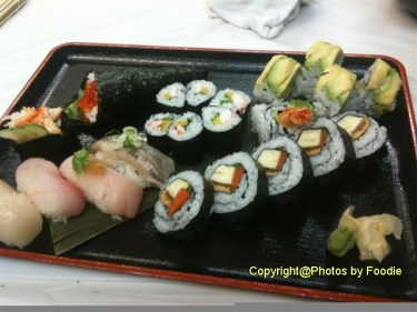 Sushi Class at Nikkei Centre
