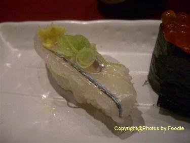 Nigiri Sushi Sayori at Shima-Ya Sushi in Vancouver