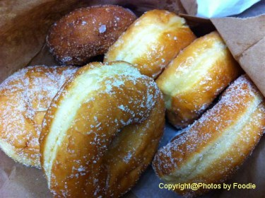 1/2 Dozen Donuts at Lee's Donuts on Granville Island